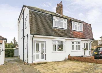 Thumbnail 3 bed semi-detached house for sale in Lakehurst Road, Ewell, Epsom