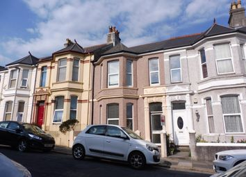 Thumbnail 4 bed property to rent in Sea View Avenue, Plymouth