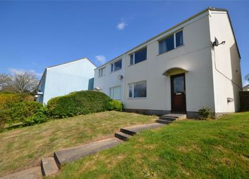 Thumbnail 3 bed semi-detached house for sale in St Clements Close, Truro, Cornwall