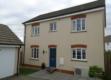 Thumbnail 3 bed detached house for sale in Hill Park, Buckland Brewer