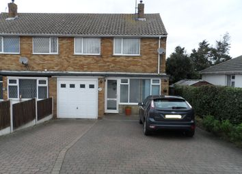 Thumbnail 4 bed semi-detached house for sale in Holland Road, Clacton On Sea