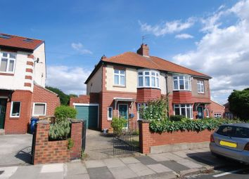 Thumbnail 3 bedroom semi-detached house for sale in Dene Grove, Gosforth, Newcastle Upon Tyne