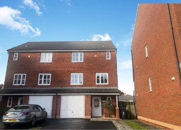 4 bed town house for sale in Amelia Way, Newport NP19