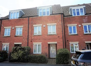 Thumbnail 4 bed town house for sale in Wordsworth Avenue, Stratford-Upon-Avon