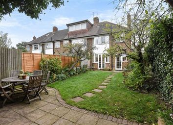 Thumbnail 3 bed end terrace house for sale in Lawrence Road, Richmond, Surrey