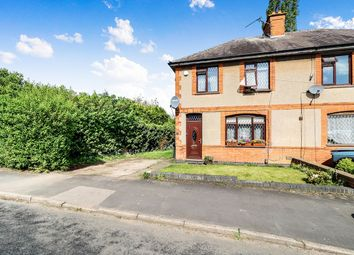 Thumbnail 3 bed semi-detached house for sale in Woodland Avenue, Burbage, Hinckley