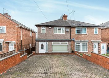 Thumbnail 3 bed semi-detached house for sale in Deakins Road, Yardley, Birmingham