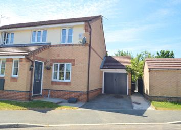 Thumbnail 3 bed semi-detached house for sale in Petrel Close, Stockport