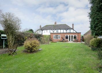 Thumbnail 4 bed semi-detached house for sale in Chapel Road, Tilmanstone, Deal