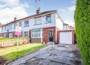 Thumbnail 3 bed end terrace house for sale in Bradford Road, Birstall, Batley