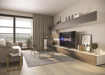 Thumbnail 2 bed flat for sale in Carriage House, City North, London