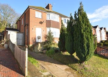 Thumbnail 4 bed semi-detached house for sale in White Close, Downley, High Wycombe