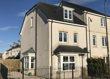 Thumbnail 4 bed end terrace house to rent in Leyland Road, Bathgate
