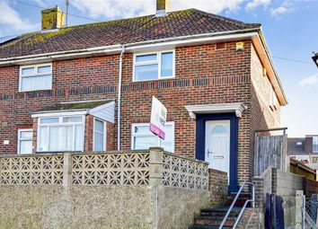 Thumbnail 2 bed semi-detached house for sale in Wiston Road, Brighton, East Sussex