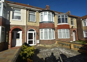 Thumbnail 4 bed terraced house for sale in Eastbourne Avenue, Elson, Gosport