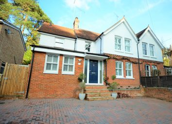 4 bed semi-detached house for sale in Sandrock Hill Road, Wrecclesham, Farnham GU10