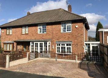 Thumbnail 3 bed semi-detached house for sale in Hartshill Avenue, Oakengates
