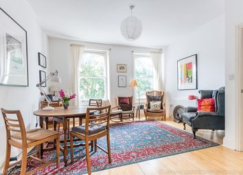 Thumbnail 3 bed flat for sale in Vicarage Grove, London