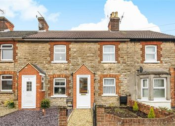 Thumbnail 2 bedroom terraced house for sale in Hyde Road, Stratton, Wiltshire