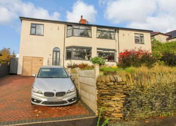 Thumbnail 4 bed semi-detached house for sale in Junction Road West, Bolton