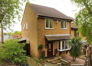 Thumbnail 3 bed end terrace house for sale in Clover Bank View, Chatham