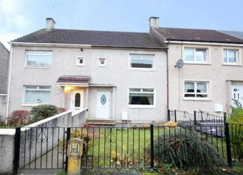 Thumbnail 2 bed terraced house for sale in Northcroft Road, Moodiesburn, Glasgow, North Lanarkshire