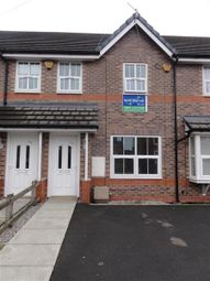 Thumbnail 2 bed terraced house to rent in Lydyett Lane, Barnton, Northwich