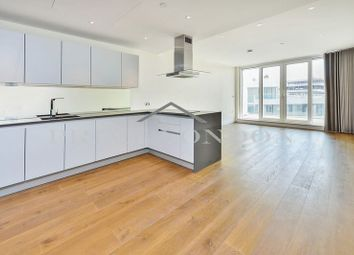 Thumbnail 3 bed flat for sale in Cascade Court, Vista Chelsea Bridge Wharf, London