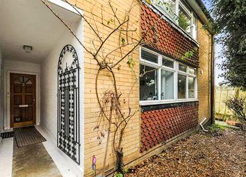 Thumbnail 2 bed flat for sale in Hazel Mead, Ewell, Epsom