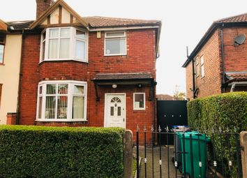 Thumbnail 3 bed semi-detached house for sale in Handforth Grove, Manchester