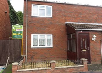 Thumbnail 2 bed town house to rent in Star Close, Walsall