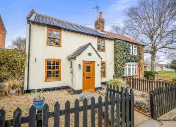 Thumbnail 3 bed semi-detached house for sale in Wrentham, Beccles, Suffolk