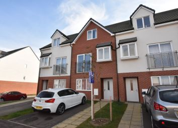 Thumbnail 4 bed town house to rent in Champion Way, Bedford
