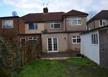 3 bed semi-detached house to rent in Somervell Road, Harrow, Middlesex HA2