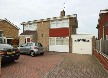 Thumbnail 4 bed detached house for sale in Yallop Avenue, Gorleston, Great Yarmouth