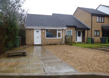 Thumbnail 1 bed terraced bungalow for sale in Beverstone, Orton Brimbles, Peterborough