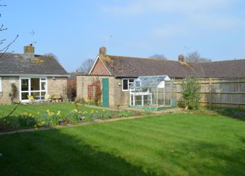 Thumbnail 2 bed semi-detached bungalow for sale in Flower Farm Close, Henfield