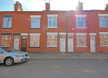 Thumbnail 2 bedroom terraced house to rent in Nugent Street, Leicester