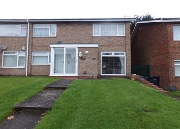 Thumbnail 2 bed flat to rent in Selby Close, Kitts Green, Birmingham