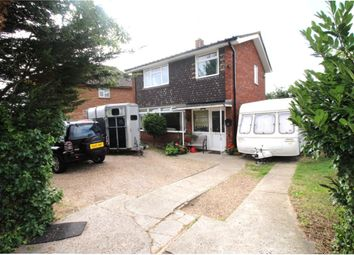 Thumbnail 3 bed detached house for sale in New Road, Minster On Sea, Minster