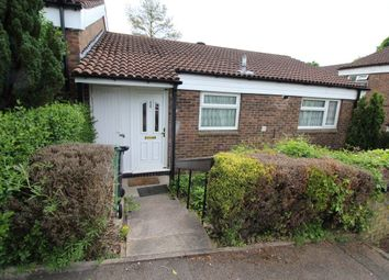 Thumbnail 2 bed bungalow to rent in Haddon Road, Luton