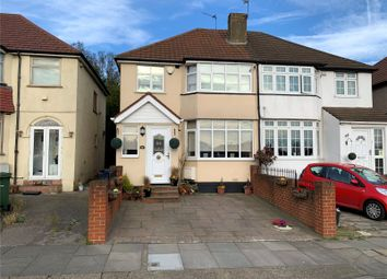 3 bed semi-detached house for sale in Lakeside Close, Sidcup, Kent DA15