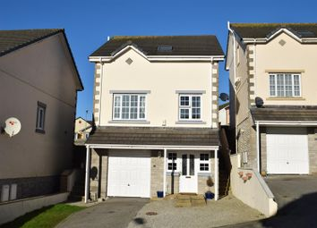 Thumbnail 4 bed detached house for sale in Parc Ledrak, Helston