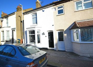 Thumbnail 3 bed terraced house to rent in Hythe Road, Sittingbourne