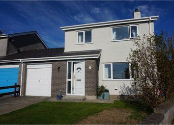 Thumbnail 3 bed detached house for sale in Tyn Rhos Estate, Penysarn, Amlwch