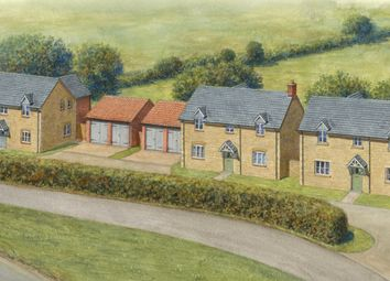 Thumbnail 4 bed detached house for sale in Pytchley, Kettering