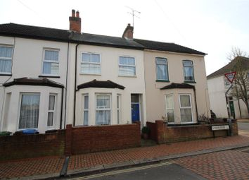 3 bed terraced house for sale in Lysons Road, Aldershot, Hampshire GU11