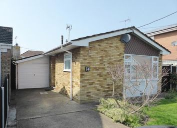 Thumbnail 1 bed bungalow for sale in Canvey Island, Essex, .
