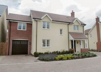 Thumbnail 3 bed detached house to rent in Overledges Road, Saffron Walden