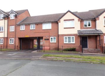 Thumbnail 1 bedroom flat for sale in Woodcroft Court, 27 Hawbush Road, Walsall
